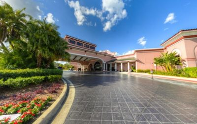 Caribe Royal Orlando experiential virtual tour