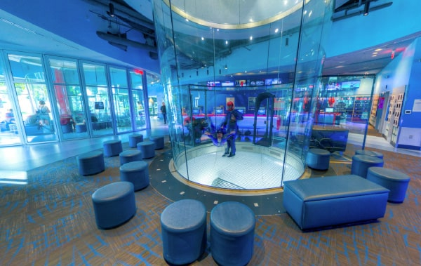 ifly experiential virtual tour